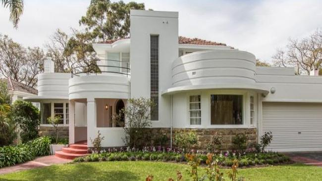 Styles of houses types of homes garden state home loans for Art deco house design