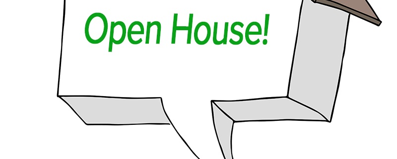 Pros And Cons Of An Open House Garden State Home Loans