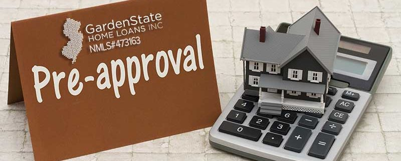 Garden State Home Loans Pre Approval