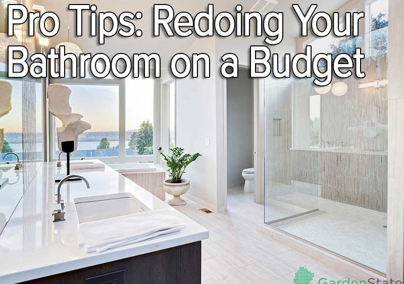 Redoing Bathroom on a Budget