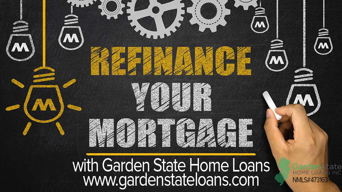 Refinance Rates New Jersey Garden State Home Loans