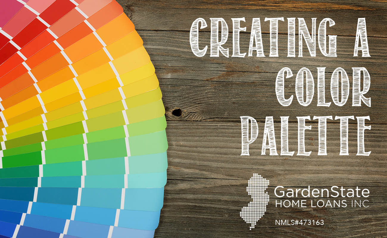 Creating A Color Palette For Your Home 39 S Interior Garden