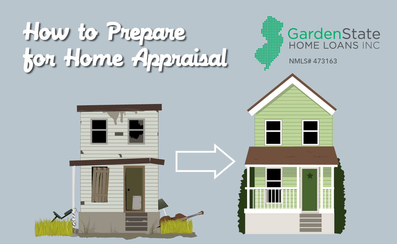 Prepare for a Home Appraisal