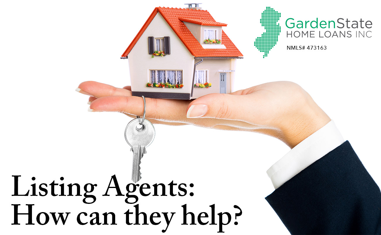 what do listing agents do