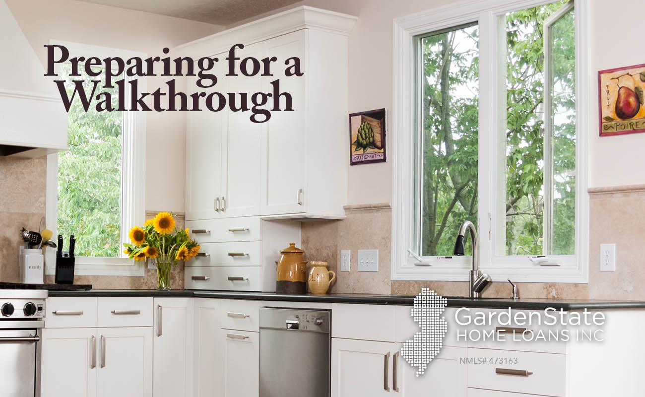 Home Closing Walkthrough