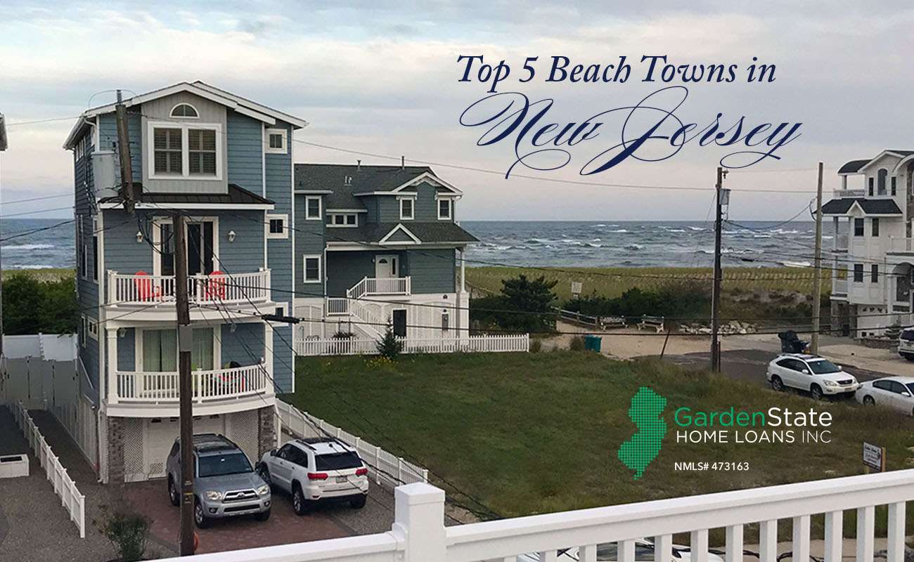 Beaches In New Jersey Garden State Home Loans