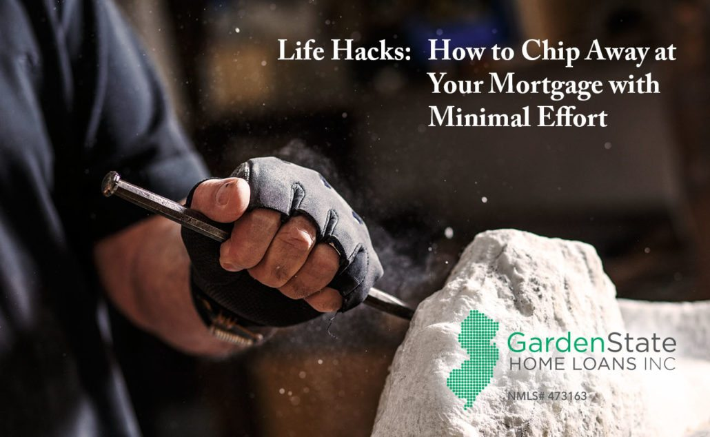 chip away at mortgage