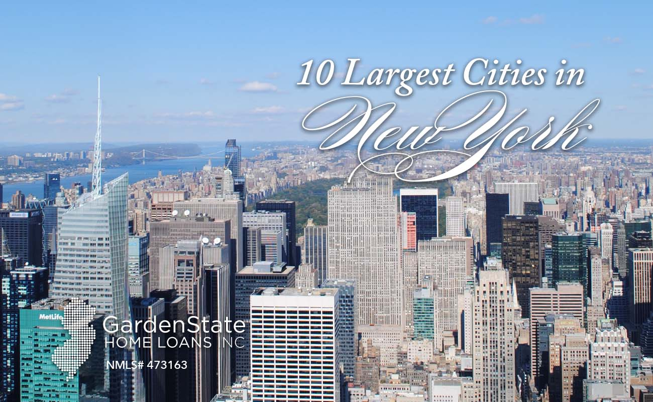 Cities in new york garden state home loans for Towns in new york