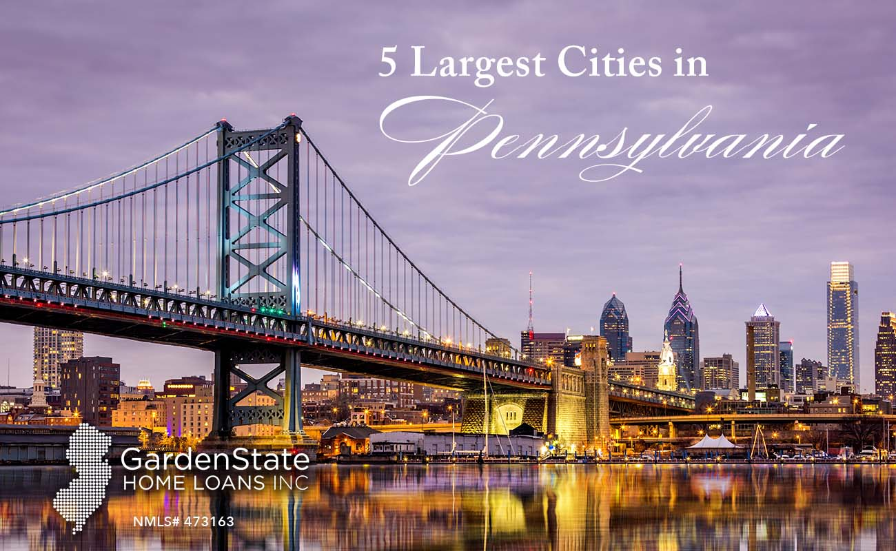 largest cities in pa
