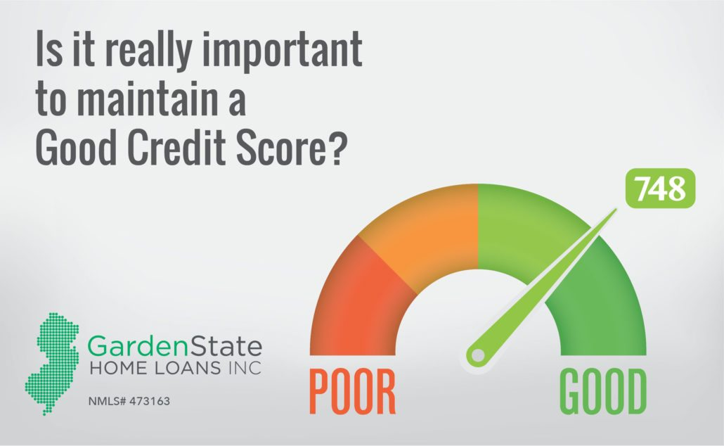 The Importance Of Maintaining A Good Credit Score Garden