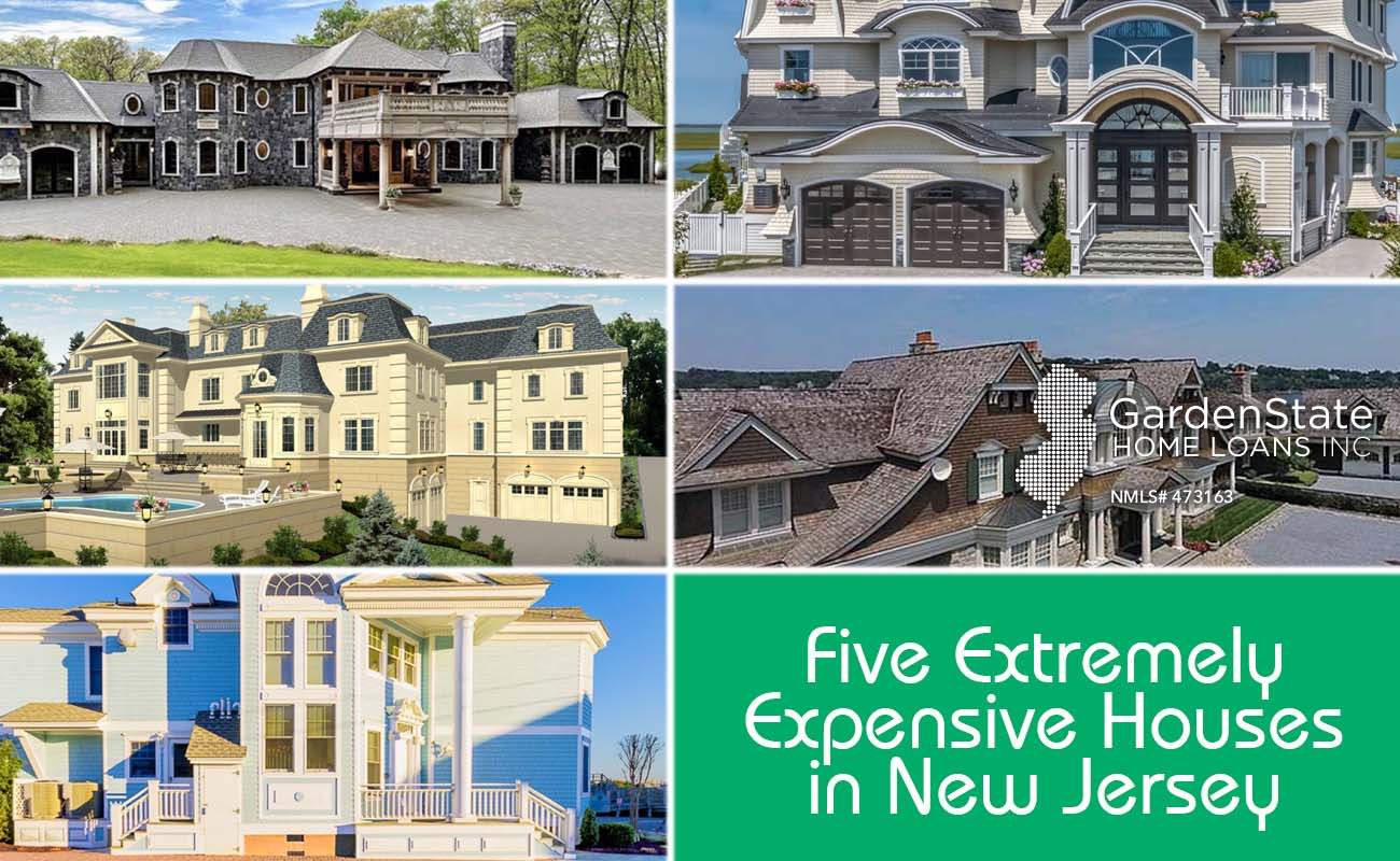 Extremely Expensive Homes