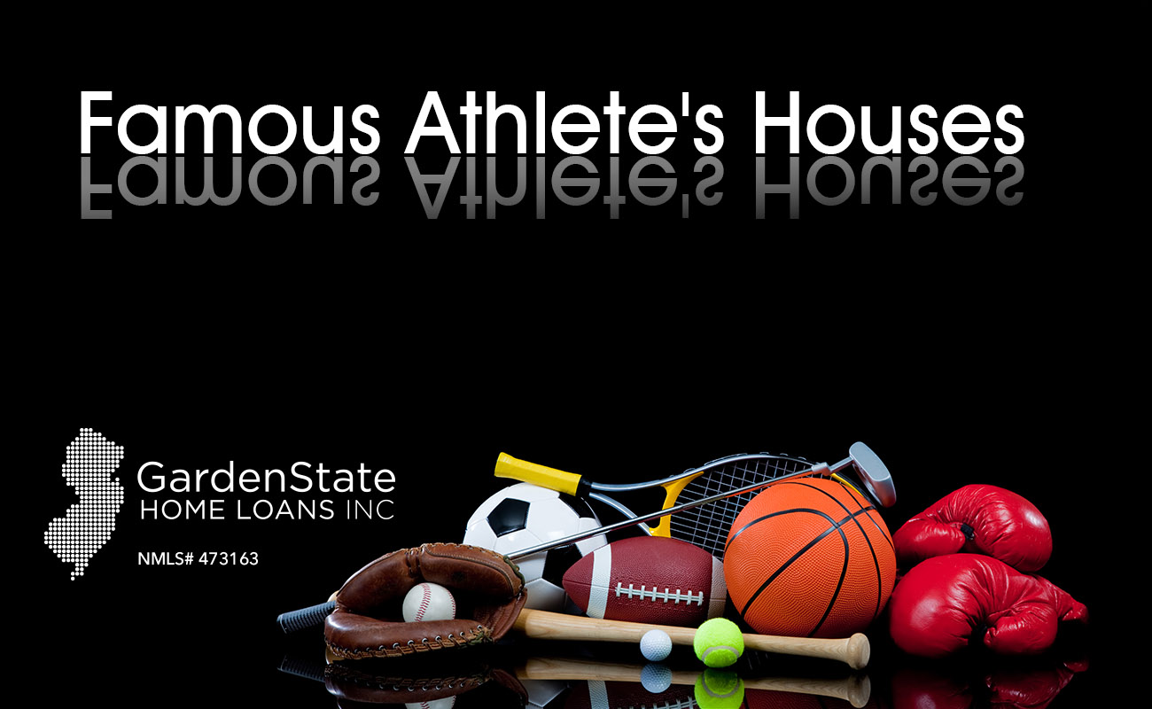 famous athletes' houses