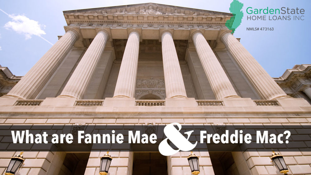 what are fannie mae and freddie mac