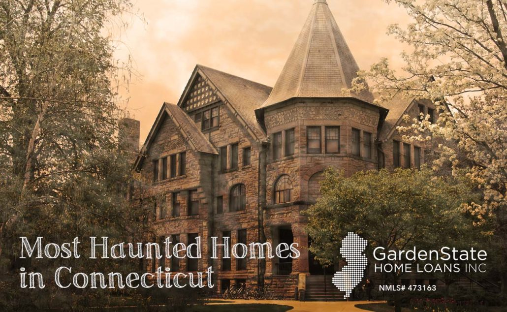 haunted houses in ct