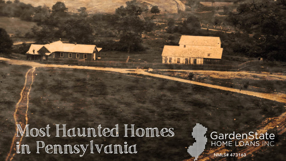 haunted houses pa