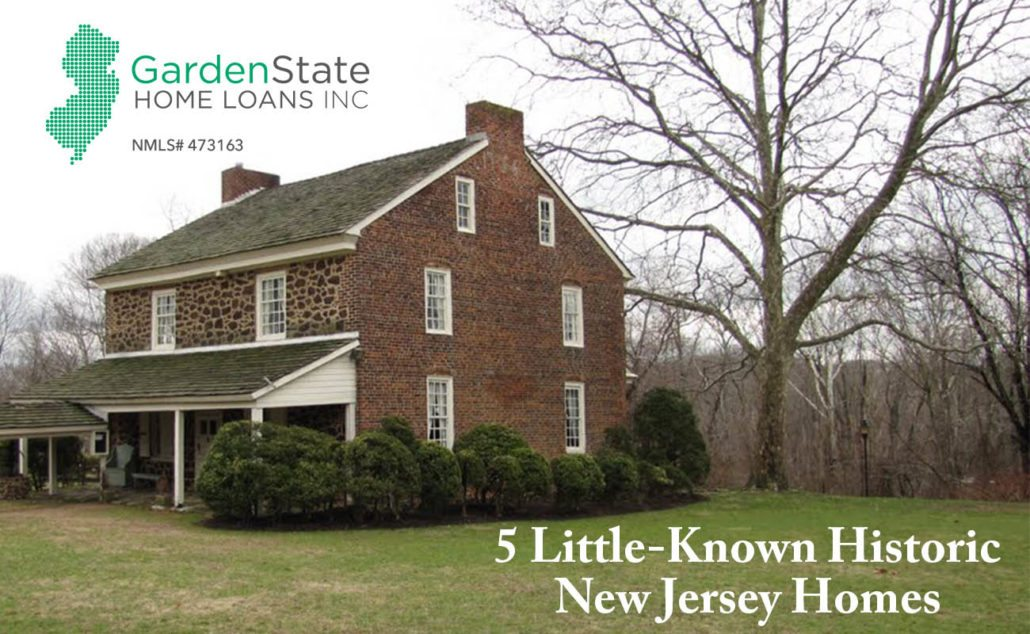 Historic Homes In Nj