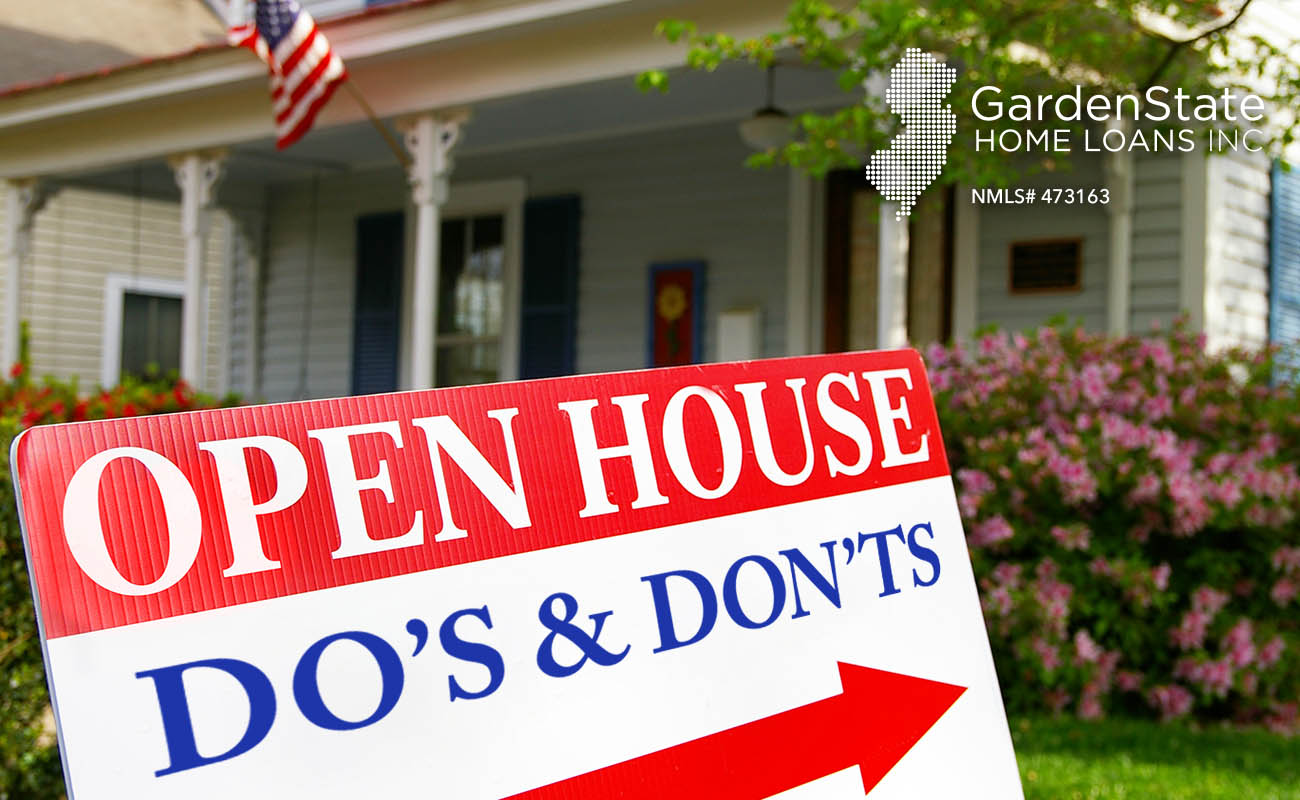 Open House Garden State Home Loans