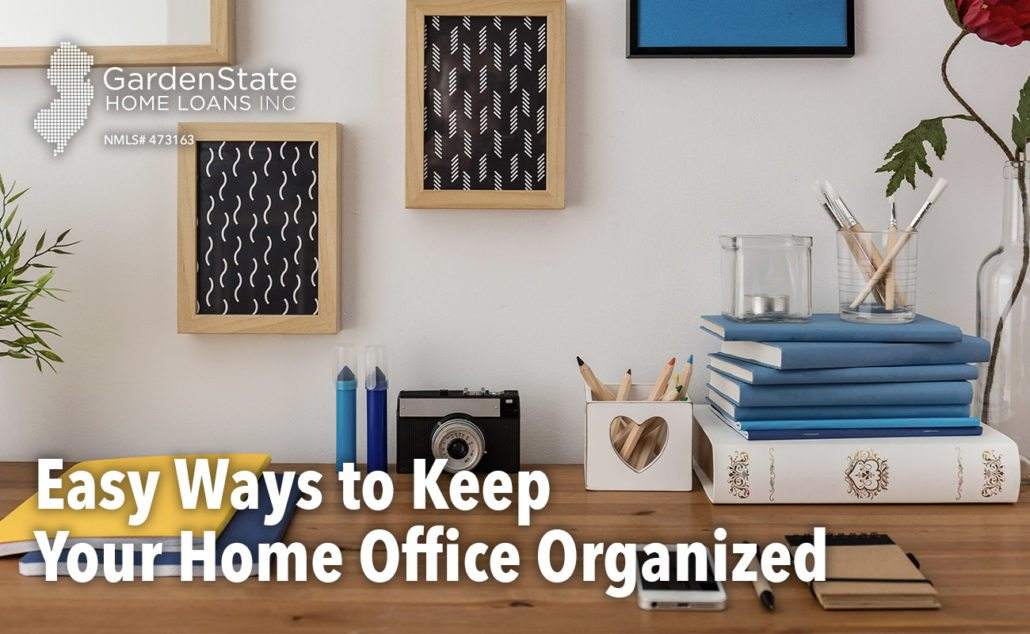 how to keep your office organized