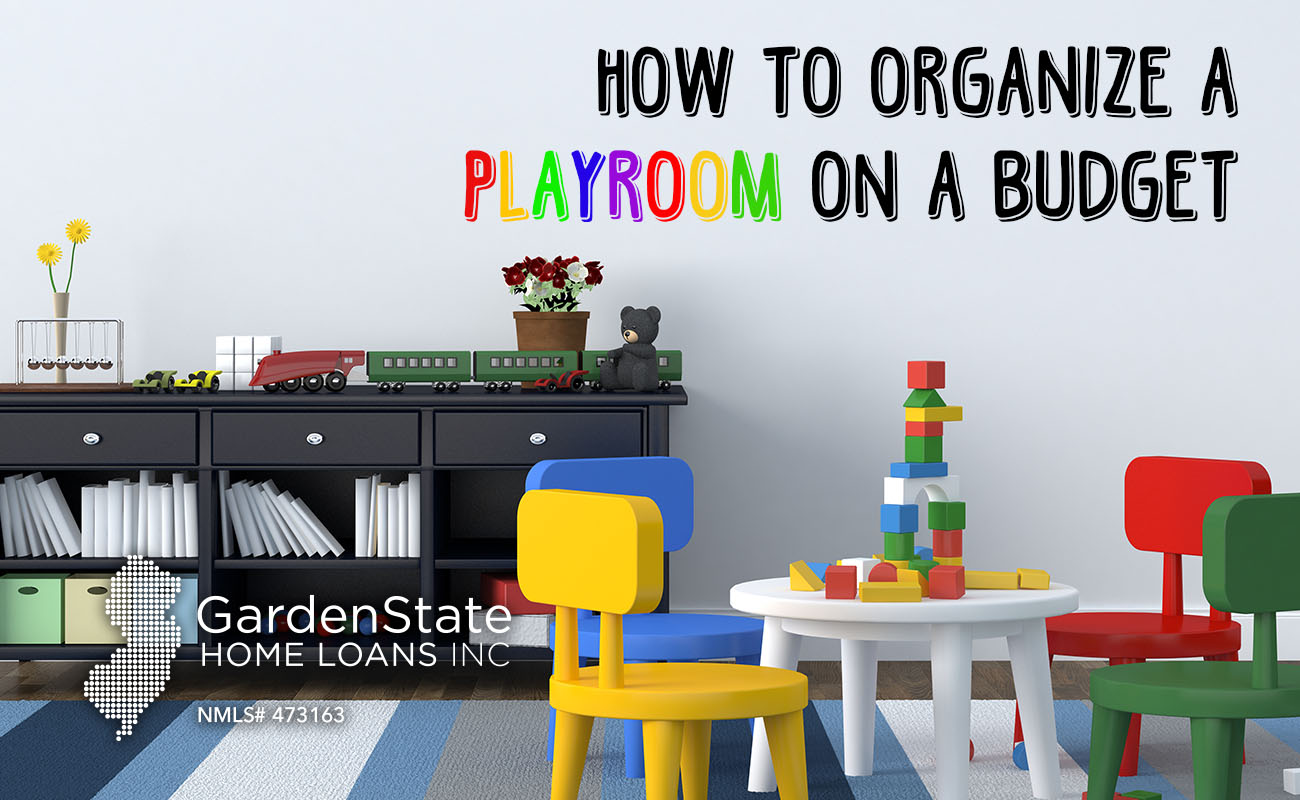 play room organization