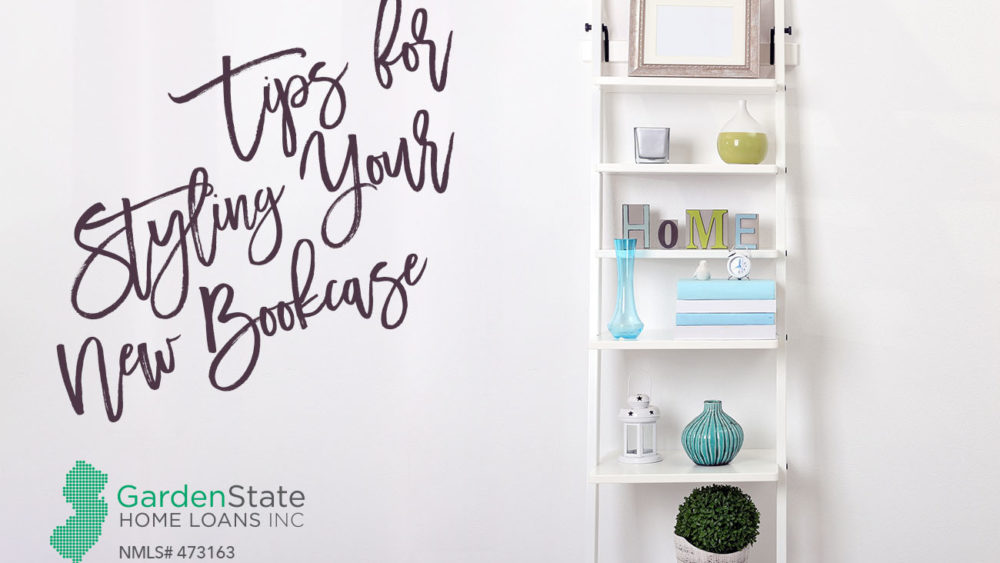 Styling Your Bookcase