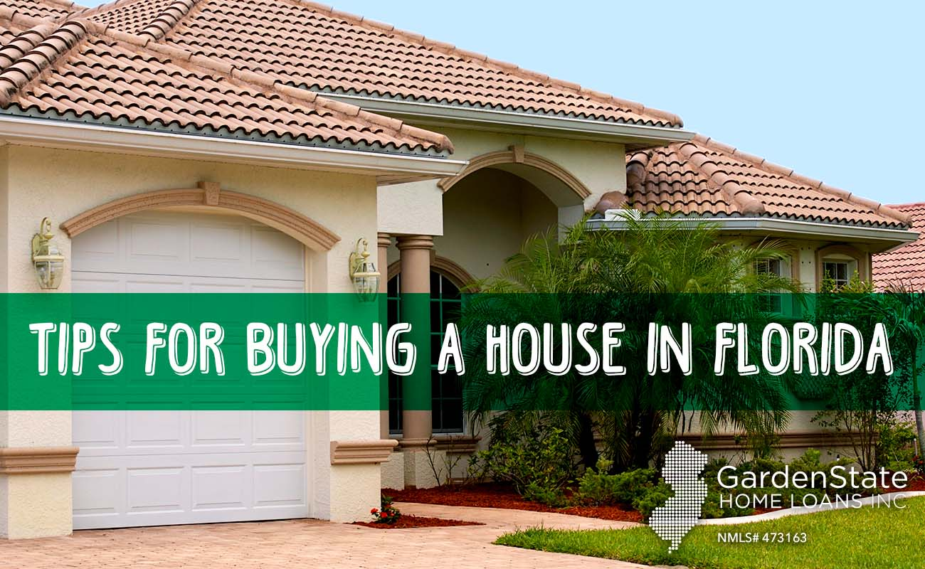 buying a house in fl