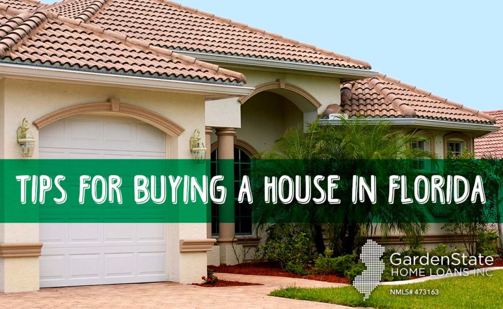 Tips for buying a house in florida garden state home loans for Secrets to buying a house