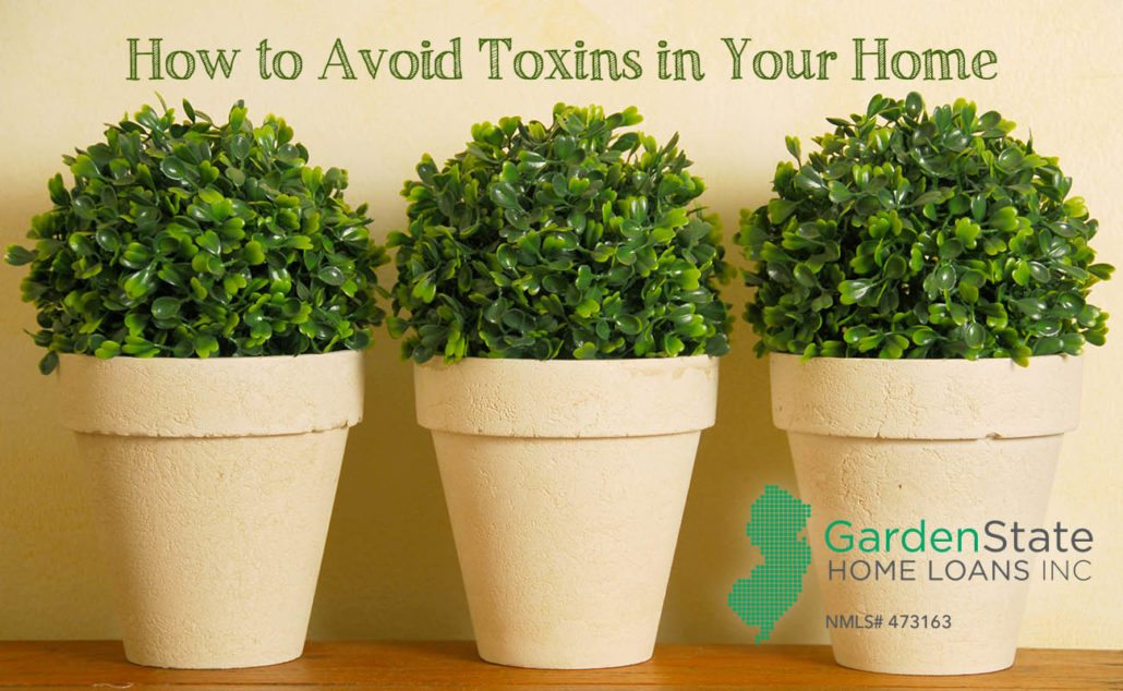 remove household toxins