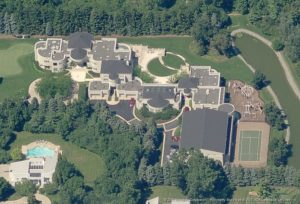 , Famous Athlete's Houses