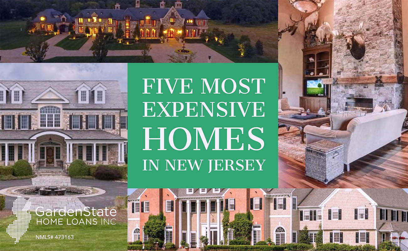 Most expensive homes in nj garden state home loans House builders nj