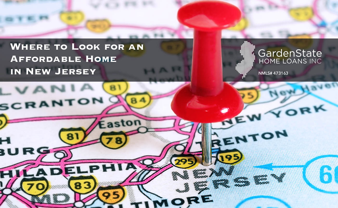 Affordable Homes In Nj Garden State Home Loans