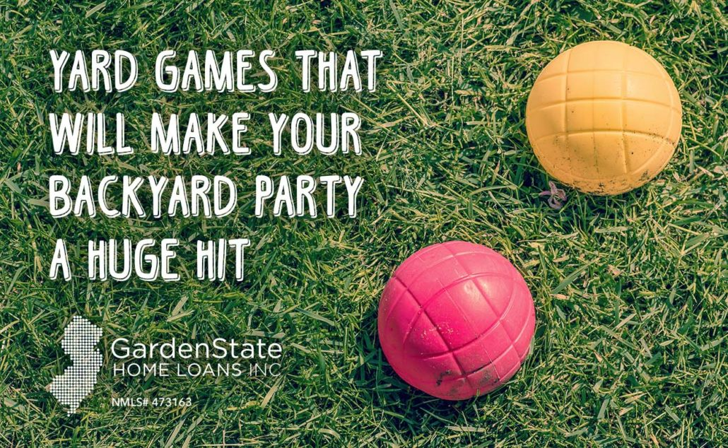 Yard Games That Will Make Your Backyard Party A Huge Hit