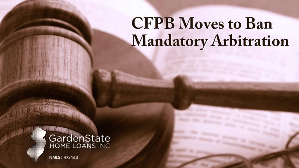 CFPB arbitration