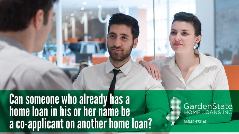 mortgage co applicant