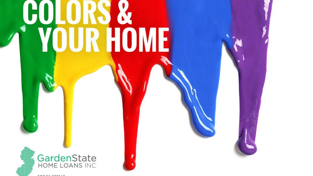 bedroom & living room color ideas