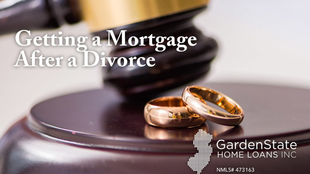 mortgage after divorce