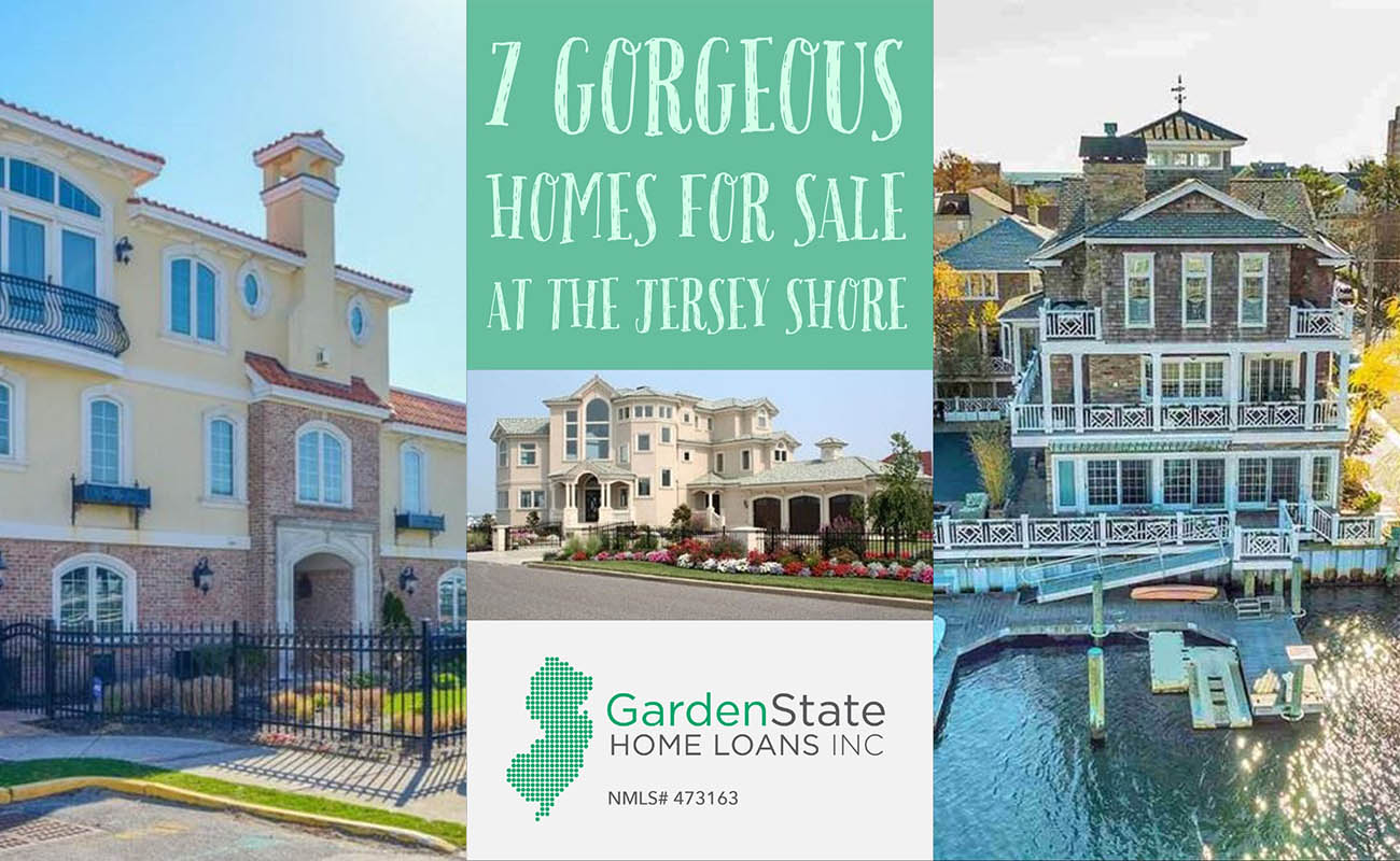 Gorgeous Homes Garden State Home Loans