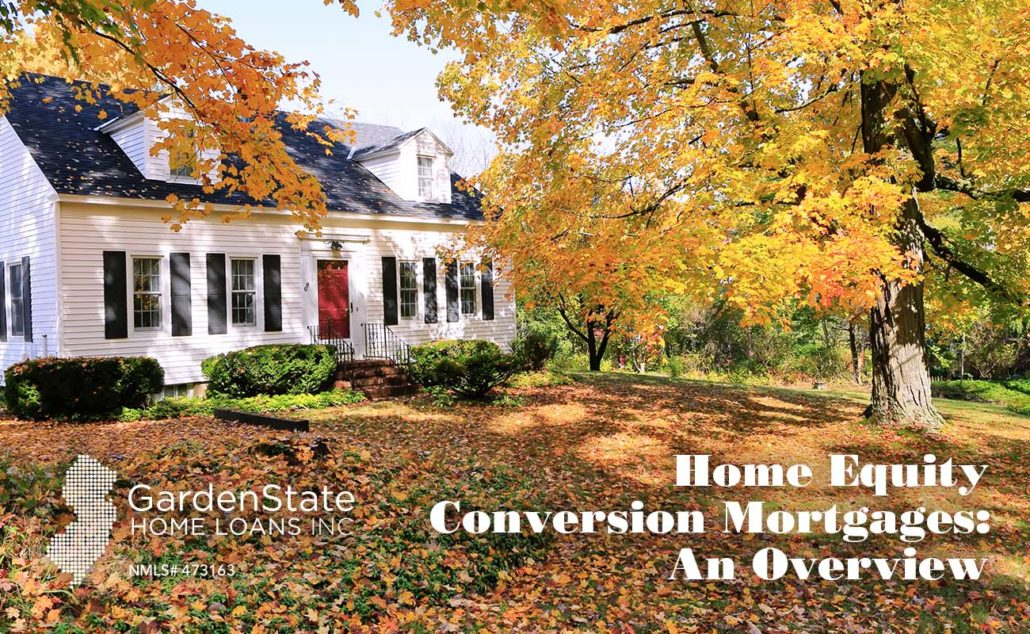 Home Equity Conversion Mortgages Hecm An Overview