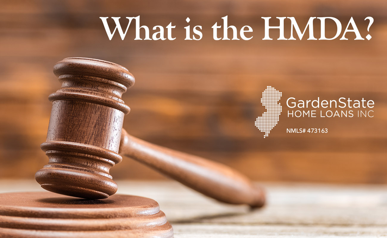 Hmda Garden State Home Loans