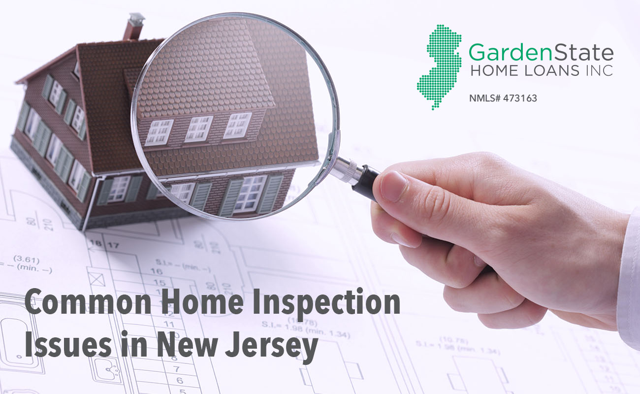 common home inspection issues