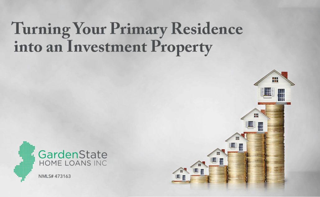 Pay Off Primary Residence Or Investment Property