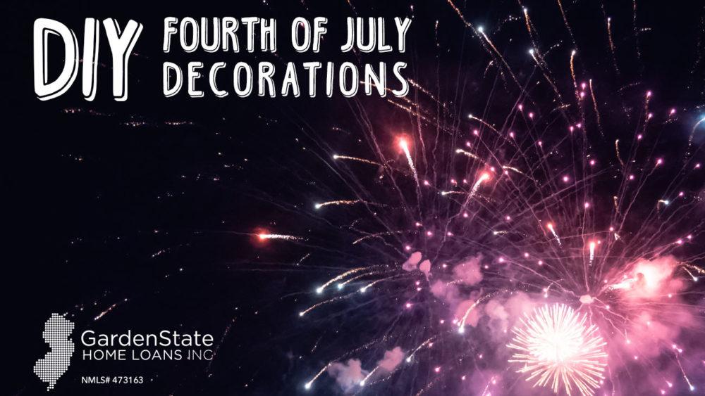 july 4th decorations diy