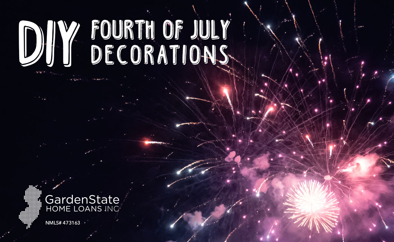 July 4th decorations diy garden state home loans for 4 of july decorations