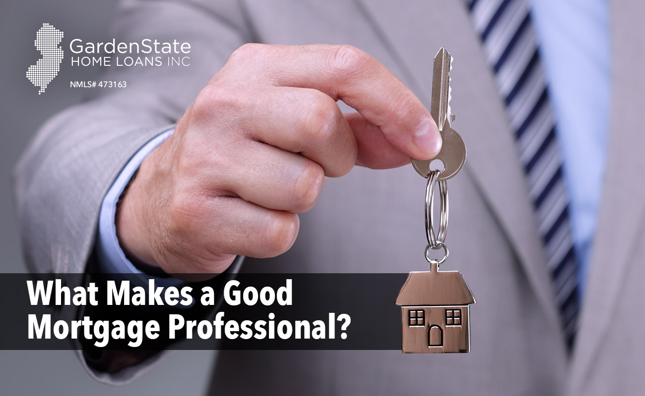 Mortgage Professional Garden State Home Loans