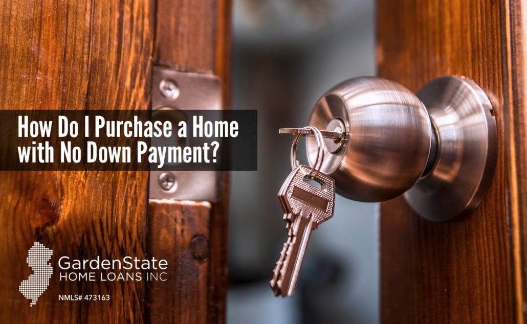 How Do I Purchase A Home With No Down Payment