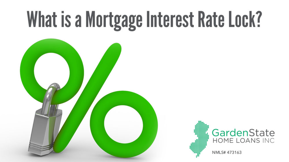 what is a mortgage rate lock