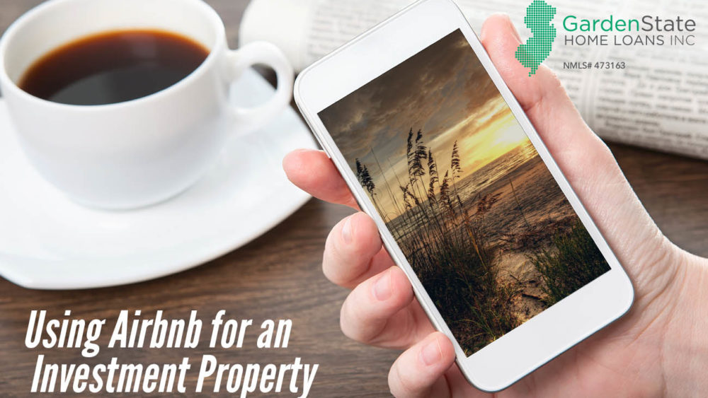 Airbnb and investment properties