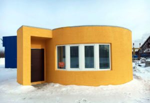 , 3D Printed Homes in Under 24 Hours