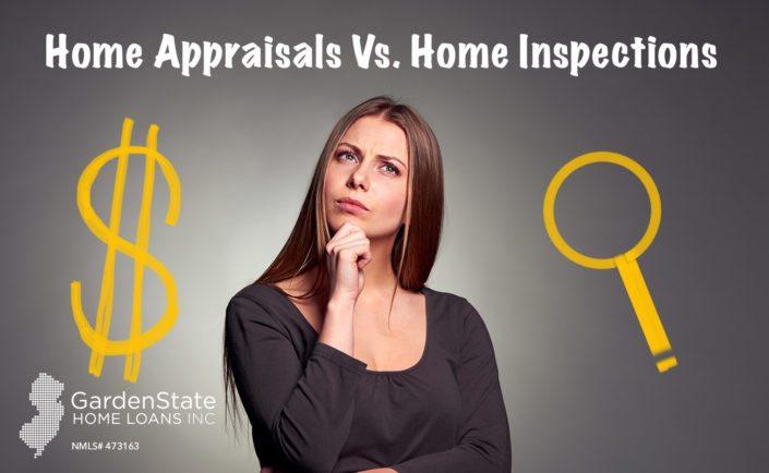 home inspection vs home appraisal
