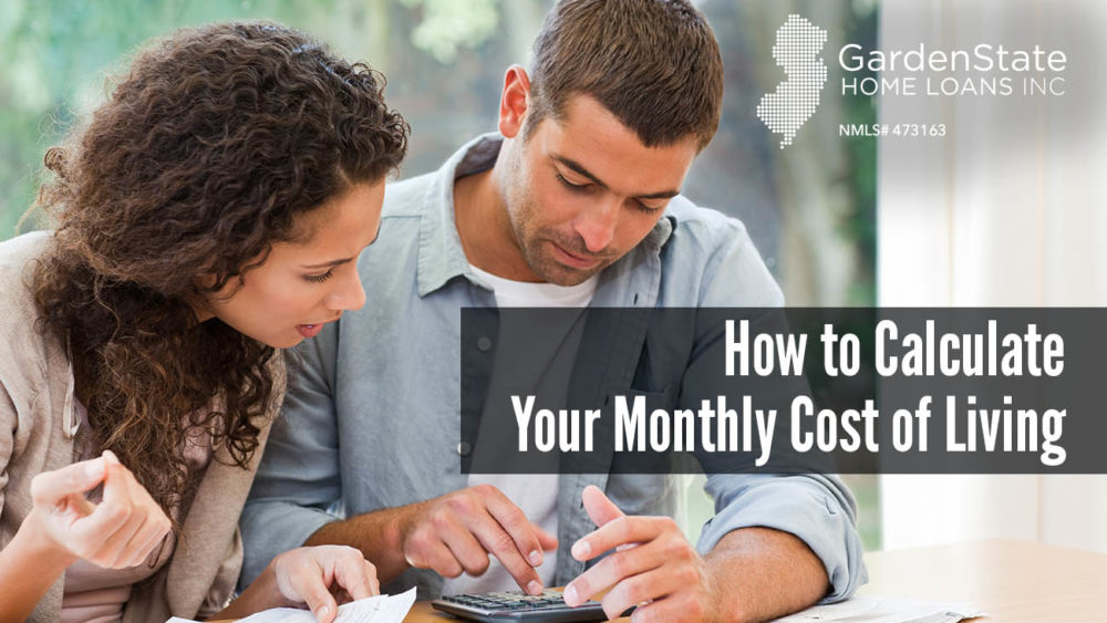 , How to Calculate Your Monthly Cost of Living