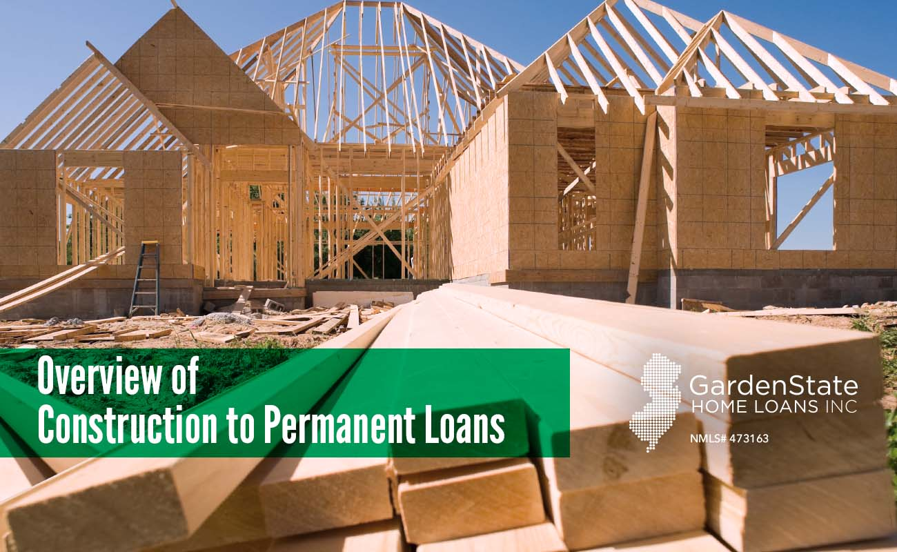 Construction To Permanent Loan Property Taxes